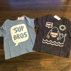 Set of 2 Children's Place Boys T-Shirts